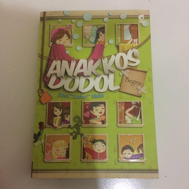 Novel Anak Kos Dodol