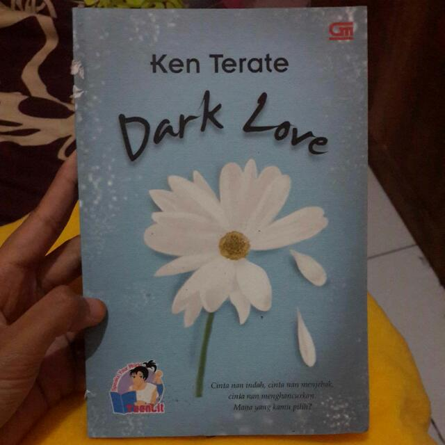 "Novel ""Dark Love"" oleh Ken Terate"