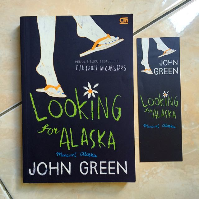 "(Novel) ""Looking for Alaska"""