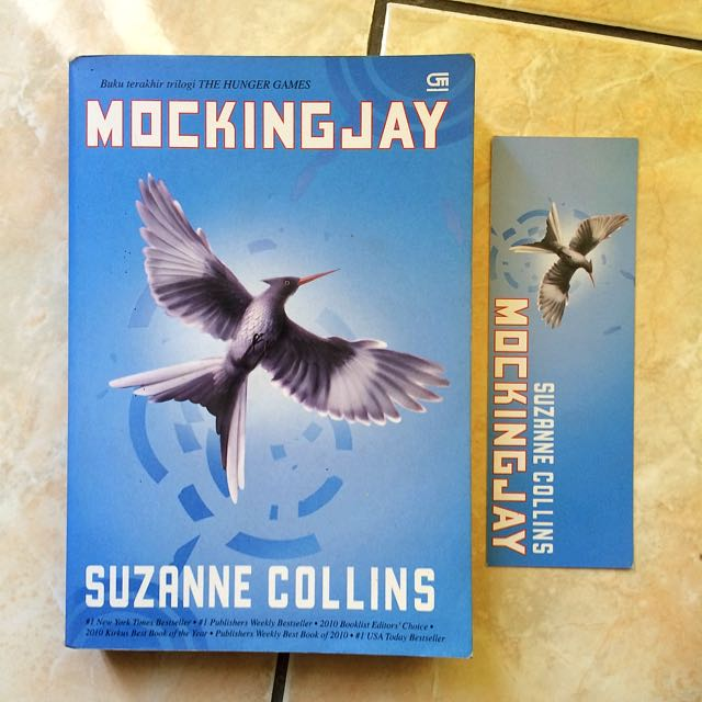 (Novel) Mockingjay