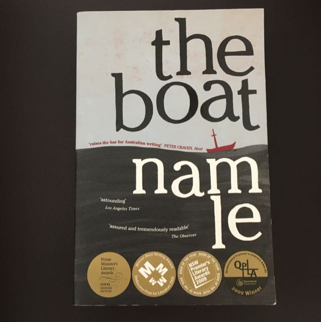 Novel: The Boat By Nam Le