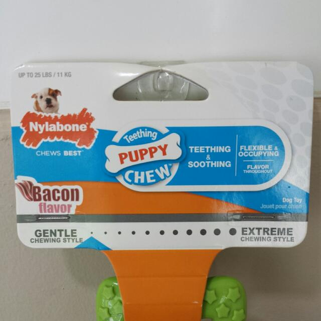 Nylabone Puppy Chew Rings