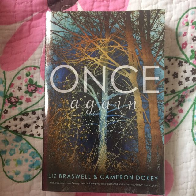 Once Again by Liz Braswell & Cameron Dokey