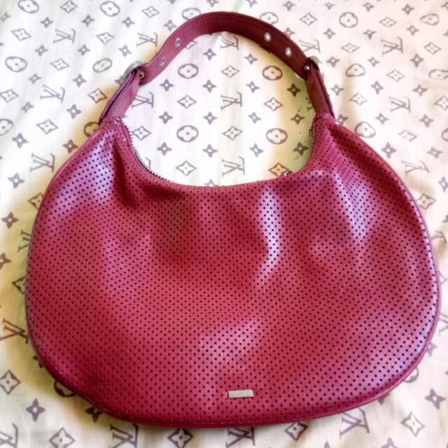 Original Mango Shoulder Bag