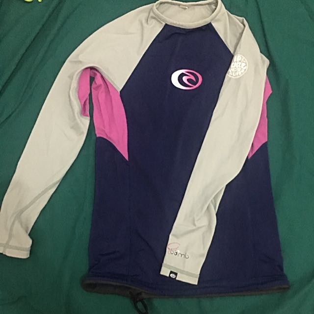 Original RIPCURL Rash Guard
