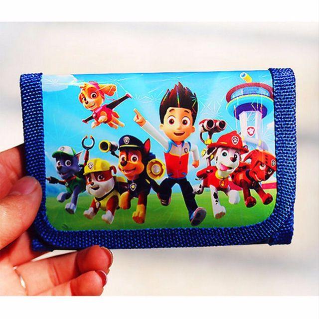 Paw Patrol Wallet #2