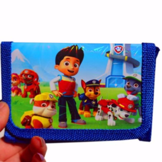 Paw Patrol Wallet #3