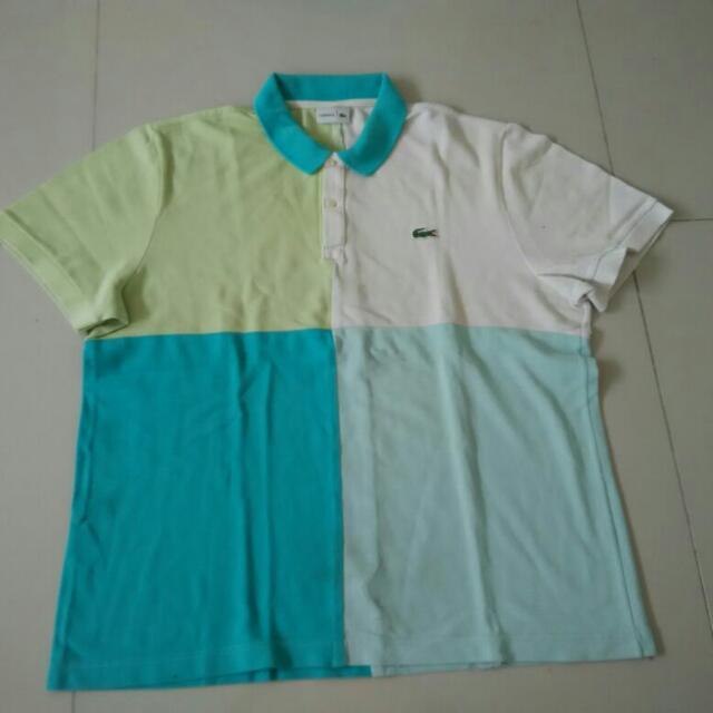 Polo Shirt LACOSTE ori Size 5 ( L-xL )