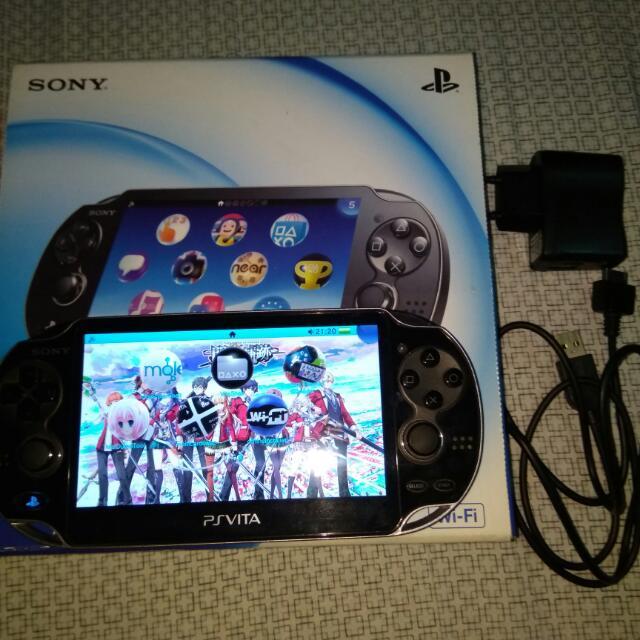 PS Vita 1000 3.60 Modded