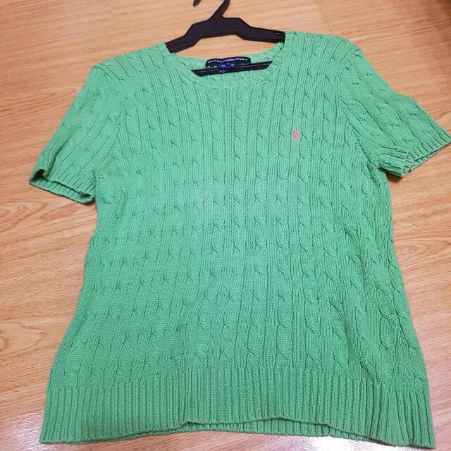 Ralph Lauren Knitted Shirt