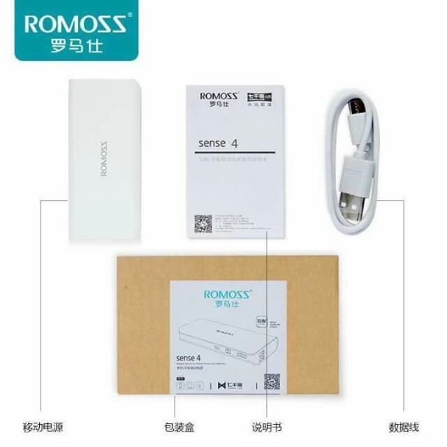 Romoss Sense4