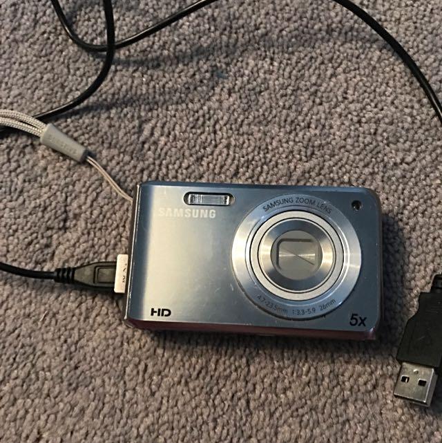 Samsung Digital HD Camera