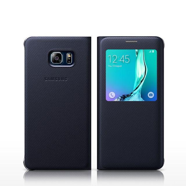 the latest 93e6f ae488 Samsung Galaxy S6 Edge Plus S-View Flip Cover
