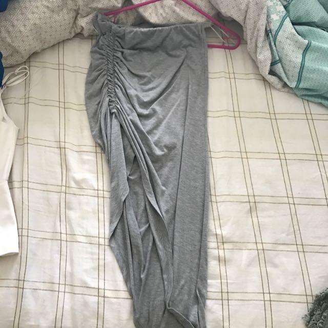 Size 10 Grey Skirt