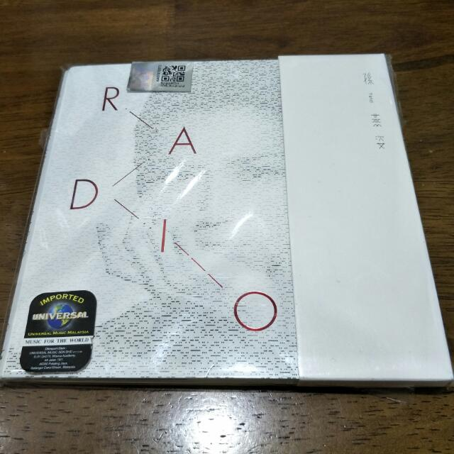Stefanie Sun Yanzi Yan Zi Radio CD DVD Single Brand New Unsealed