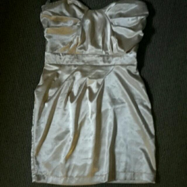 Supré Strapless Dress