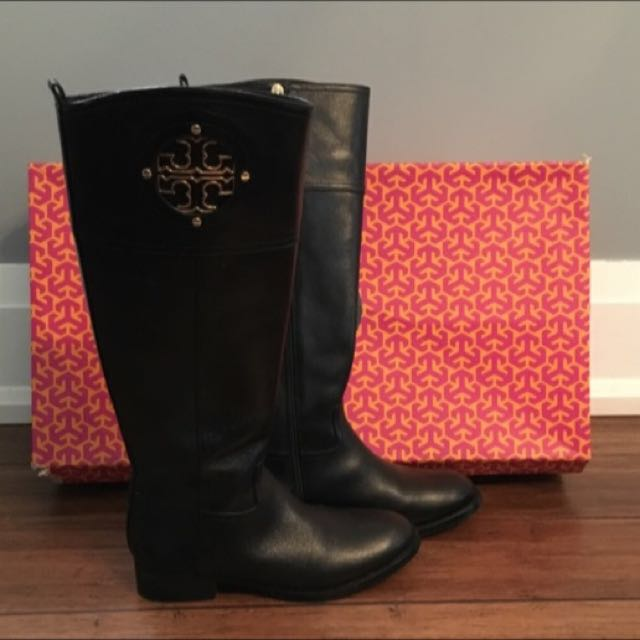 TORY BURCH Riding Boots ~ over 40% Discount 🛑🛑
