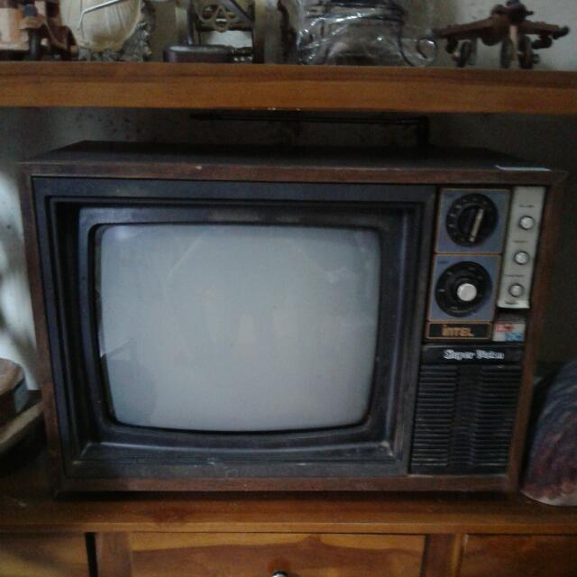 Tv Jadul Antiques Others On Carousell