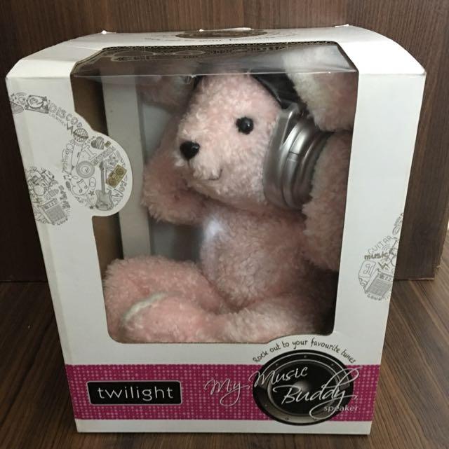 Twilight My Music Buddy (speaker)