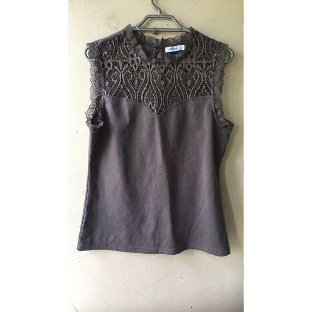 Valleygirl Top Size Large