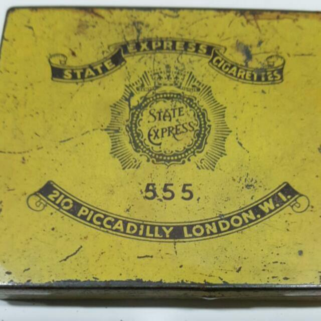 Vintage 555 Cigarette Case Collectibles On Carousell