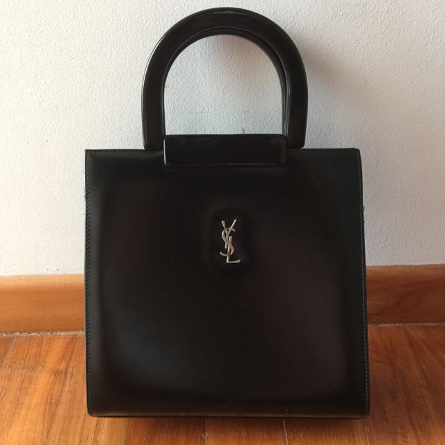 Vintage Ysl Bag Luxury Bags Wallets On Carousell
