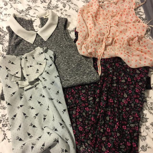 Women's Assorted Shirts