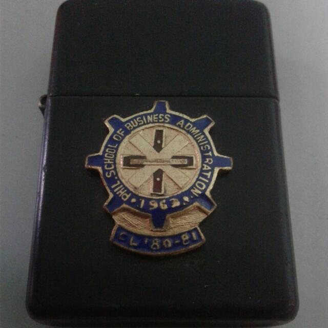 Zippo (PSBA Emblem)
