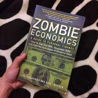 Zombie Economics A Guide To Personal Finance