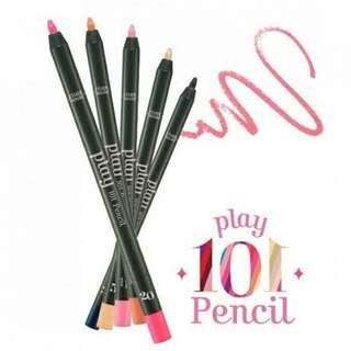 PLAY 101 Pencil ETUDE HOUSE #33