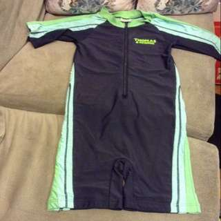 Auth Thomas Rash Guard