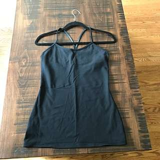 Lululemon Power Y Tank *Luon Size 6