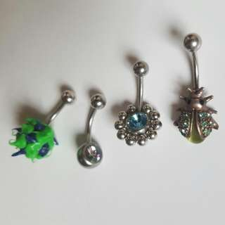 Bellybutton Bars