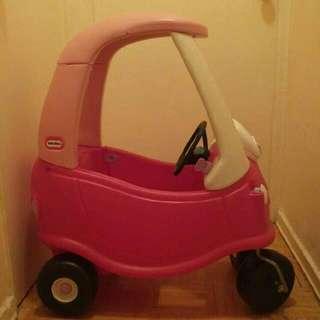 Little Tikes Puch Car