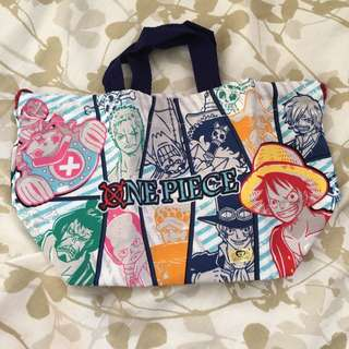 Japanese Anime One Piece Mini Lunch Bag