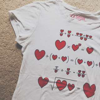 Love Knows No End Tee