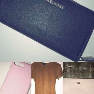 Selling A Range Of Products, From Wallets, Bags, Accessories And Clothes!