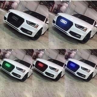 Audi Led Badge Emblem