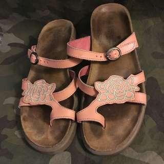 Naot Comfort Sandals Size 5