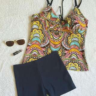 Tank Top Two Piece