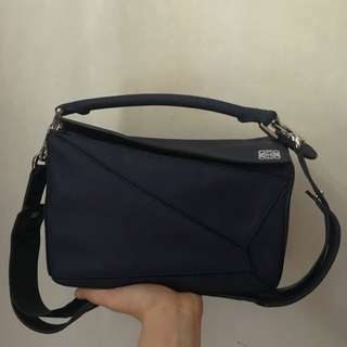 Loewe Puzzle Bag (Mini)