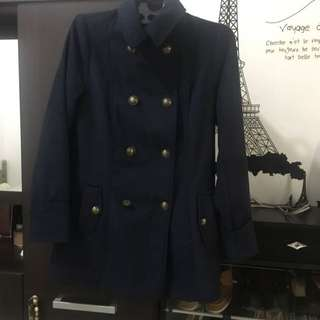 [REPRICE] Stradivarius ORI Autumn/Winter Coat