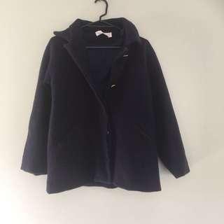 Dark Blue Ruby Coat