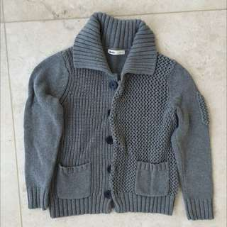 SUDO KIDS CARDIGAN SIZE 4
