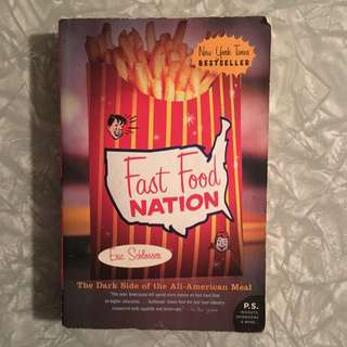 Fast Food Nation by Eric Schlosser