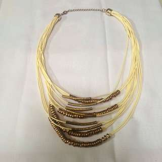 Ethnic Necklace-Forever21