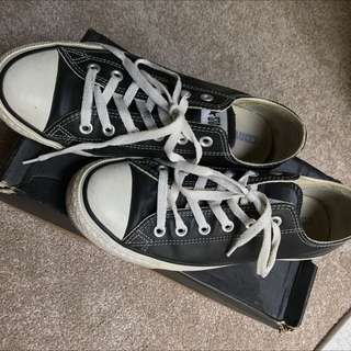 Converse Leather Shoes