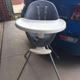 Mothers Choice Posh Pod Highchair