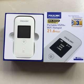 PROLINK 3G WiFi Hotspot