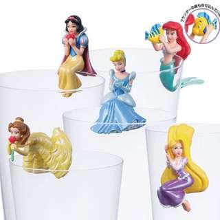 {Instock} Disney Princess Putitto 杯緣子